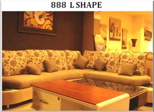 888 L SHAPE